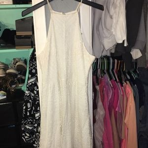 NWOT charlotte russe lace summer dress
